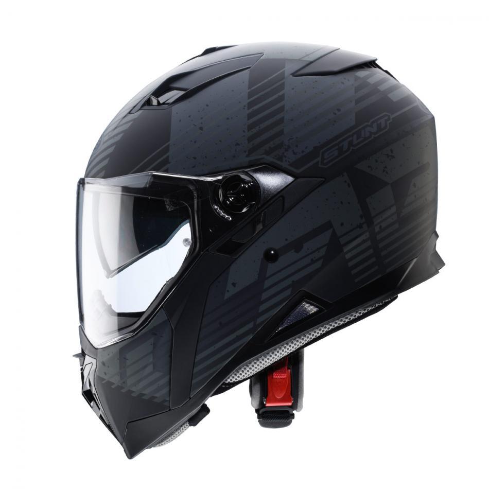 CABERG STUNT BLIZZARD- MATT BLACK   ANTHRACIT - Zozomoto Motorosbolt ... d3087666dd